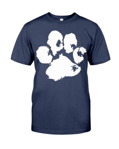 The Paw T-shirt - White