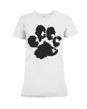 THE PAW T-shirt - LADIES FIT  Premium Fit Ladies Tee front