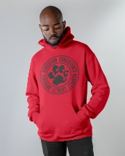Dedication   Hooded Sweatshirt apparel-hooded-sweatshirt-lifestyle-front-09