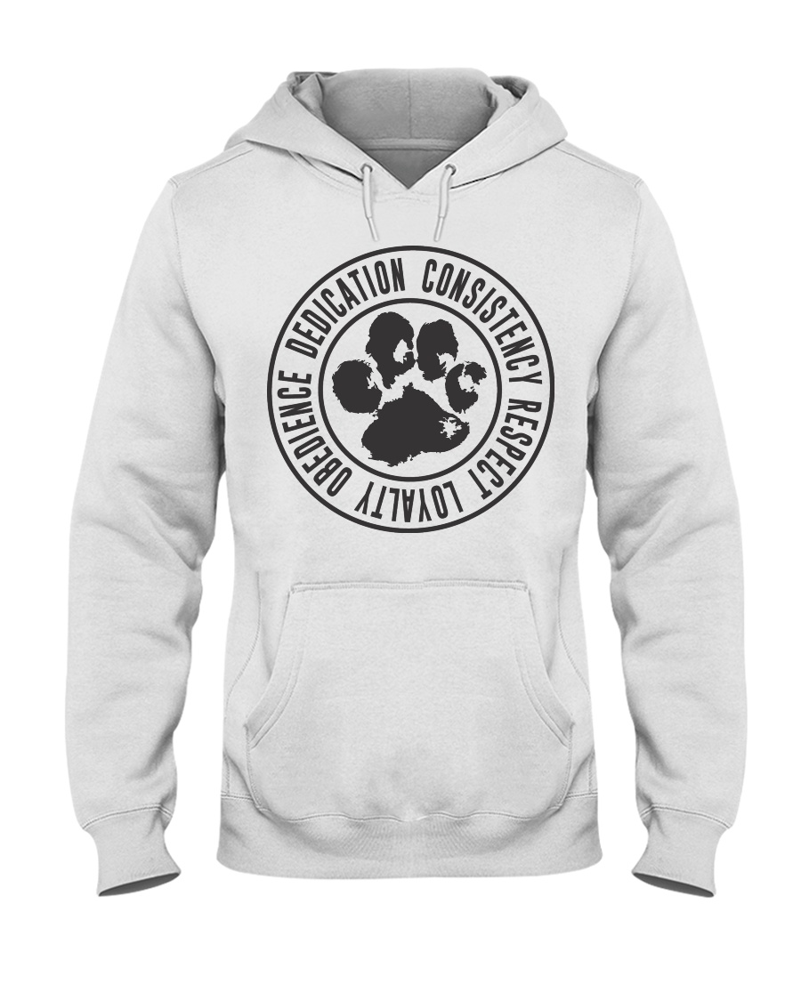 Dedication   Hooded Sweatshirt
