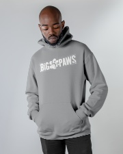 Big Paws Hooded Sweatshirt apparel-hooded-sweatshirt-lifestyle-front-09