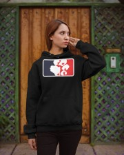 BPL - BIG PAWS LEAGUE - Hoodie  Hooded Sweatshirt apparel-hooded-sweatshirt-lifestyle-02