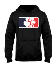 BPL - BIG PAWS LEAGUE - Hoodie  Hooded Sweatshirt front