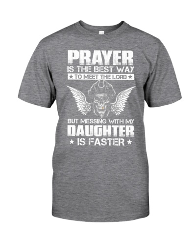 Daughter Prayer