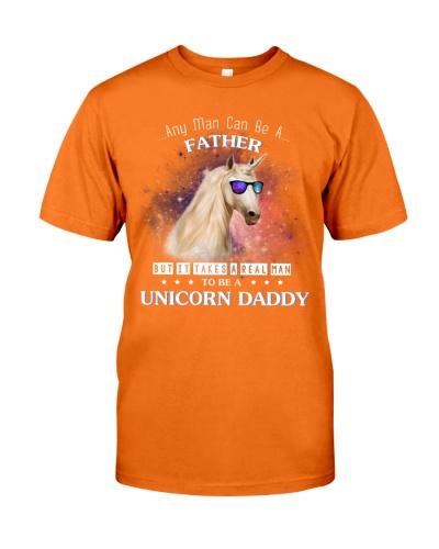 Unicorn Real Man Daddy