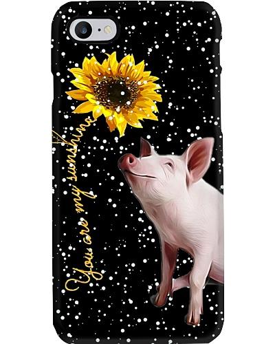 Pig my sunshine phone case