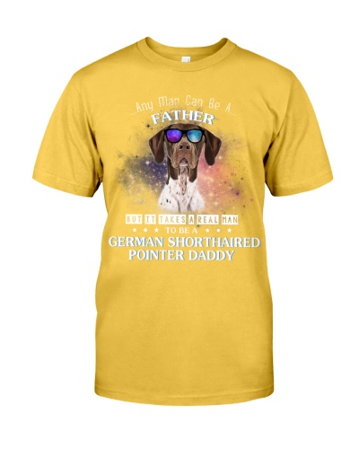 German Shorthaired Pointer Real Man Daddy
