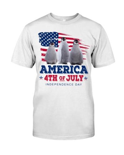 Penguin freedom shirt