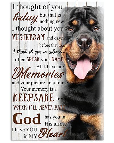 Rottweiler Memories