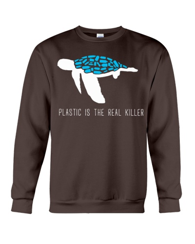 Turtle Plastic Is The Real Killer