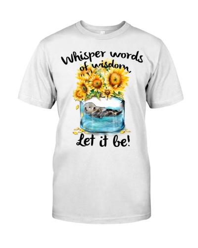 Otter Whisper Words Of Wisdom