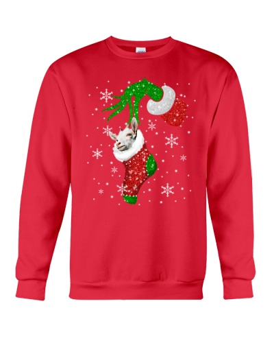 Goat Stole Christmas