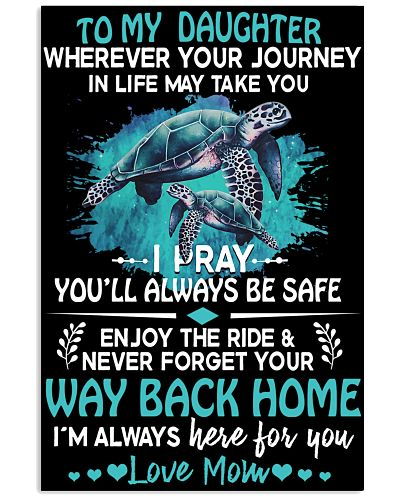 Turtle To My Daughter