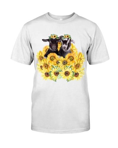 Goat Sunflowers