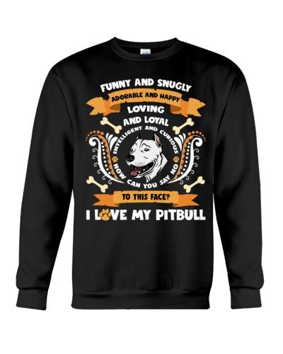 Pitbull Loving