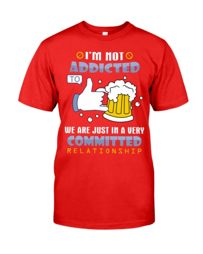 Beer Committed Relationship