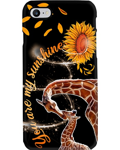 Giraffe sunshine case