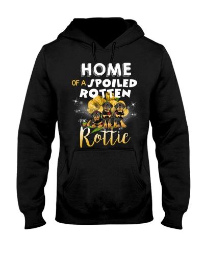 Rottie home