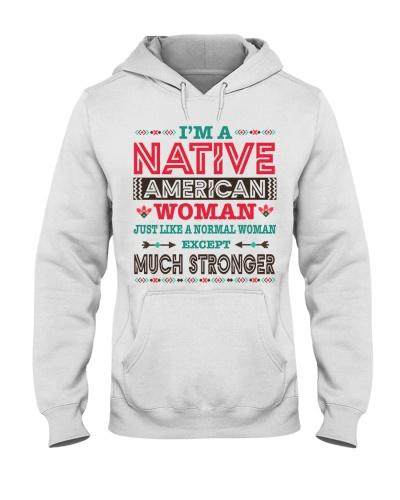I am a Native American