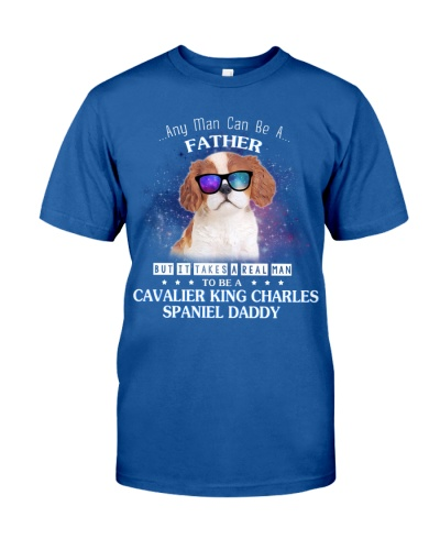 Cavalier King Charles Spaniel Real Man Daddy