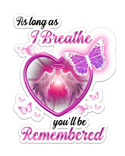 SHN As long as I breathe Butterfly