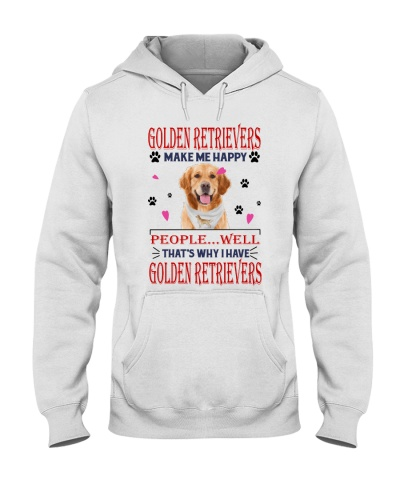Golden retriever that is why