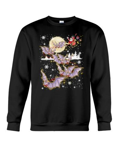 Bat Reindeer Christmas