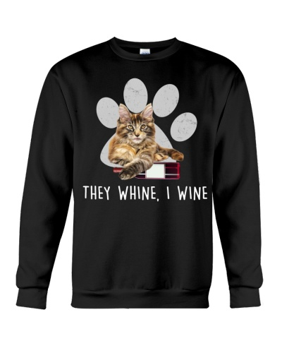 Maine Coon Cat Wine
