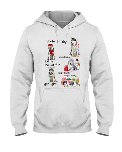 Siberian Husky 5 shades