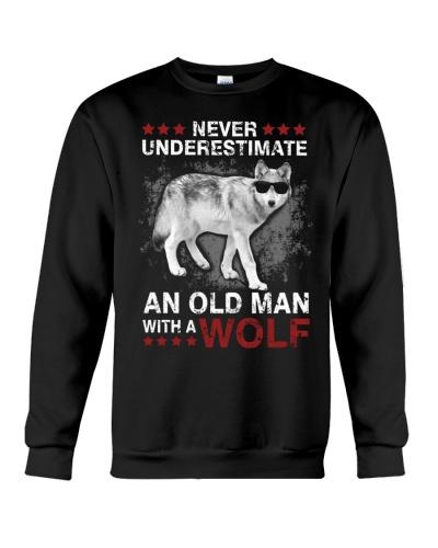 Wolf Never Underestimate
