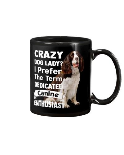 English Springer Canine Enthusiast