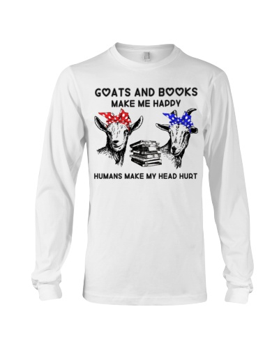 Goats and books