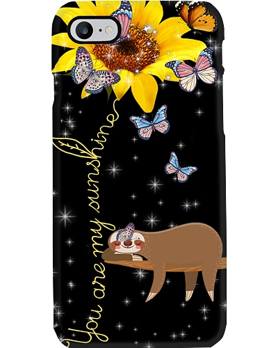 Sloth My Sunshine Phone Case