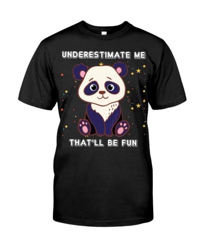 Panda be fun
