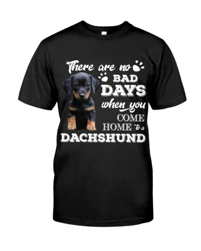 Dachshund No bad days