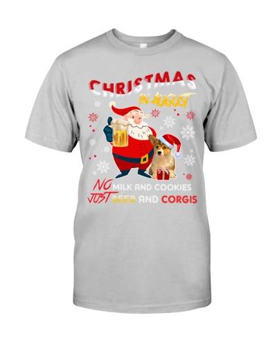 Corgi Christmas Beer