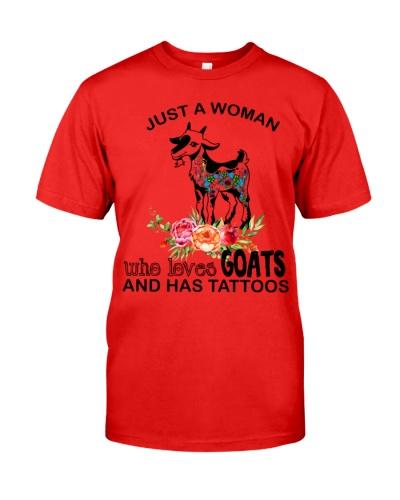 Goat Tattoos