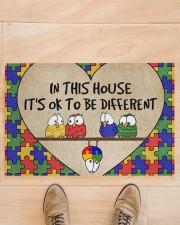 """autism doormat Doormat 22.5"""" x 15""""  aos-doormat-22-5x15-lifestyle-front-02"""