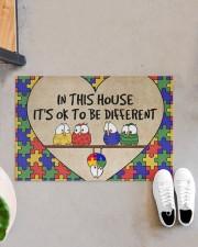 """autism doormat Doormat 22.5"""" x 15""""  aos-doormat-22-5x15-lifestyle-front-07"""