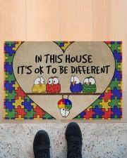 """autism doormat Doormat 22.5"""" x 15""""  aos-doormat-22-5x15-lifestyle-front-10"""
