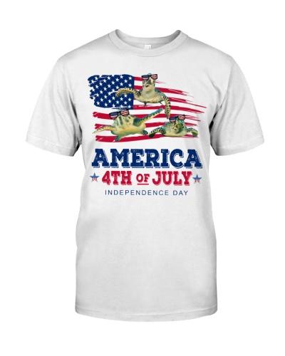 Turtle freedom shirt