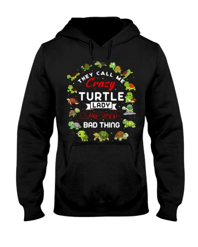 Turtle like a bad thing