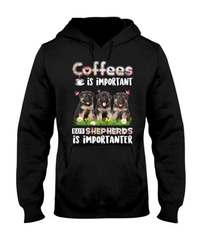 German Shepherd Coffee