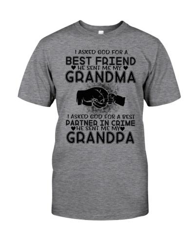 Grandma best friend
