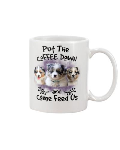 Aussie Put The Coffee Down