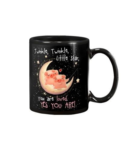 Pig little star