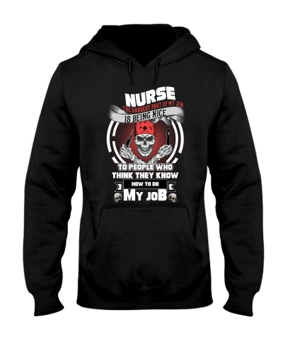 Nurse My Job