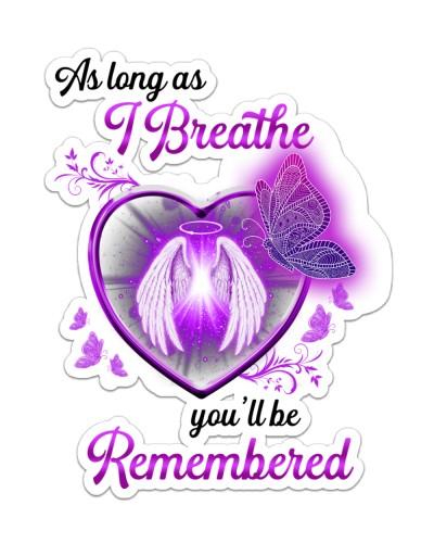 SHN 10 As long as I breathe Butterfly