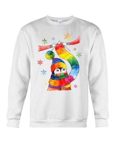 Penguin Knitting
