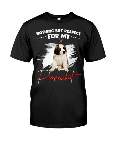 For my ST Bernard